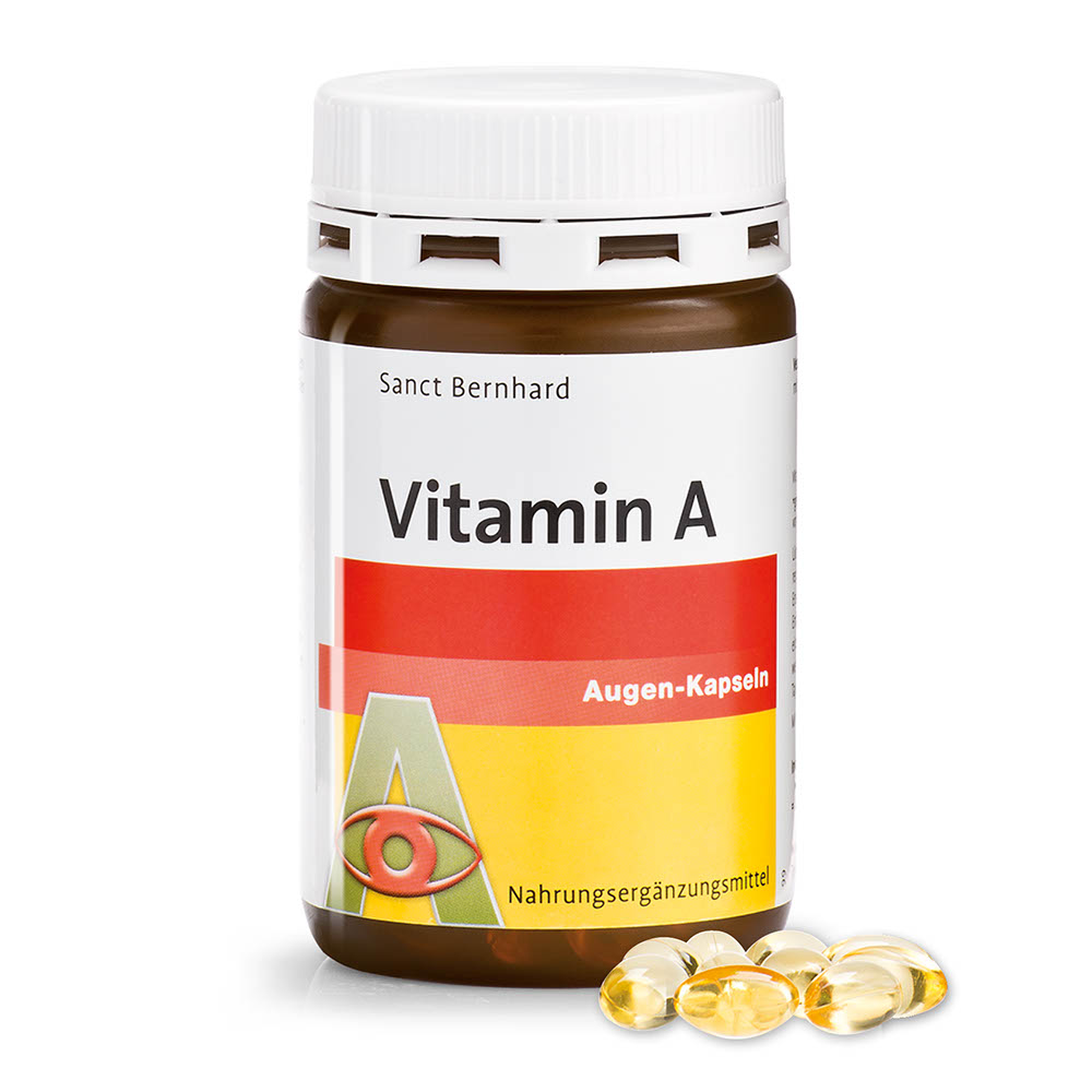 Capsule di vitamina a per gli occhi kr uterhaus sanct for Vitamina a per tartarughe